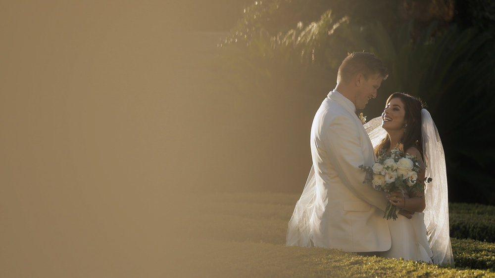 Ursuline Convent Wedding - Bride Film
