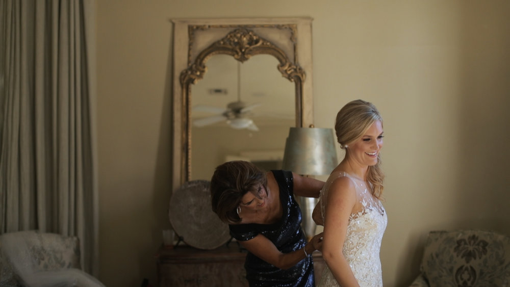 Ritz Carlton New Orleans Wedding - Bride Film