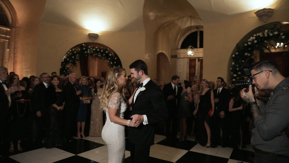 Latrobe New Orleans Wedding Video_Shaina and Seth_First Dance