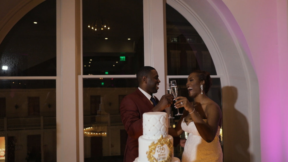 New Orleans Wedding video_Fallon and Devon_wedding toast