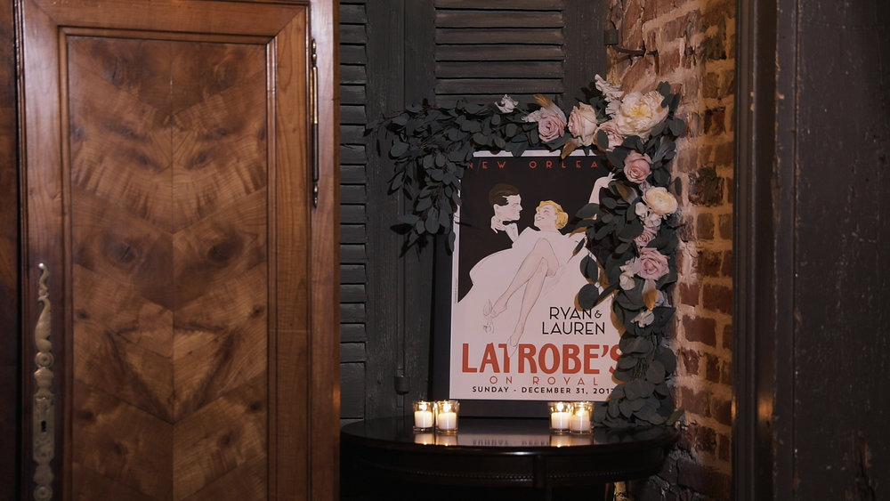 Latrobe's on Royal Wedding - Bride Film