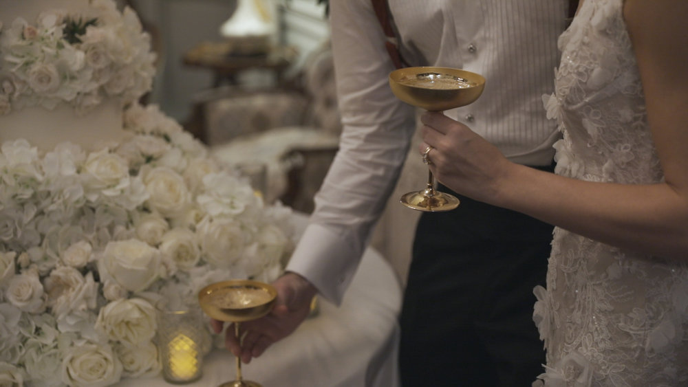New Orleans Wedding Video_Elms Mansion_Paige and Travis_wedding toasts