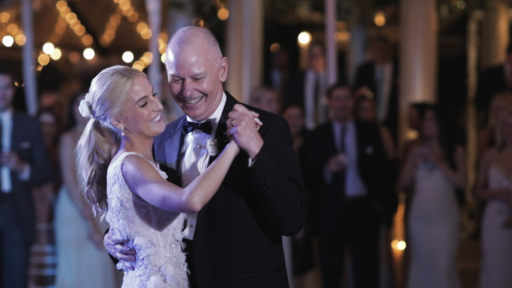 New Orleans Wedding Video_Elms Mansion_Paige and Travis_father daughter first dance