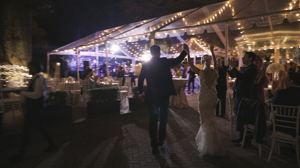 New Orleans Wedding Video_Elms Mansion_Paige and Travis_night reception