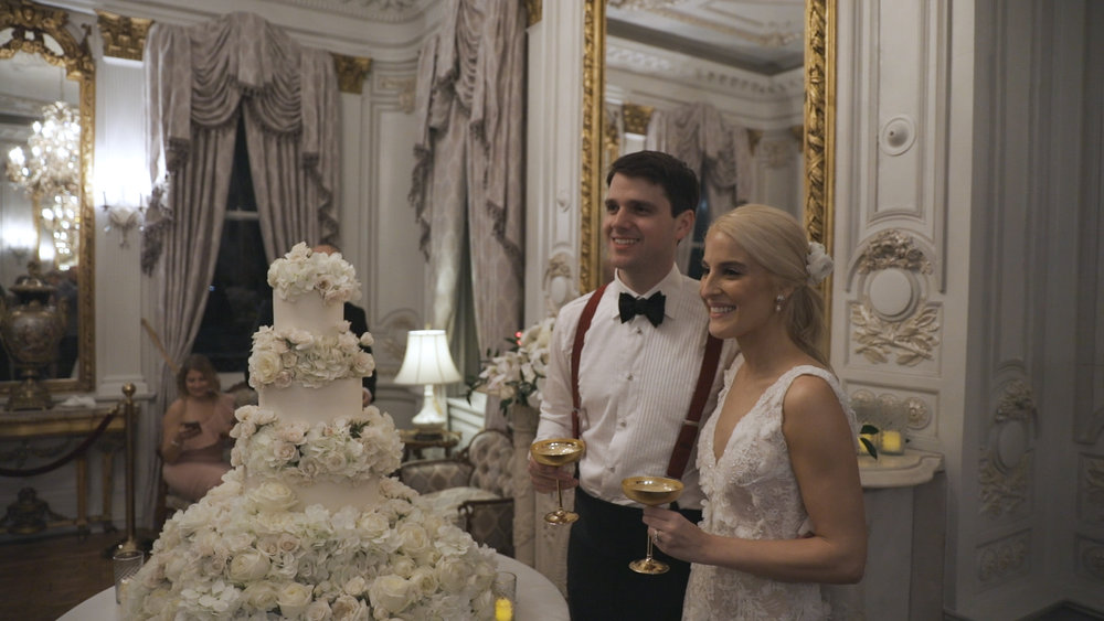 New Orleans Wedding Video_Elms Mansion_Paige and Travis_toasts