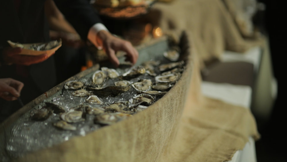 Anya and Max_New Orleans Wedding Video_Bride Film_Board of Trade reception_oysters