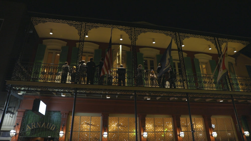 Anya and Max_New Orleans Wedding Video_Bride Film_Arnauds Rehearsal Dinner