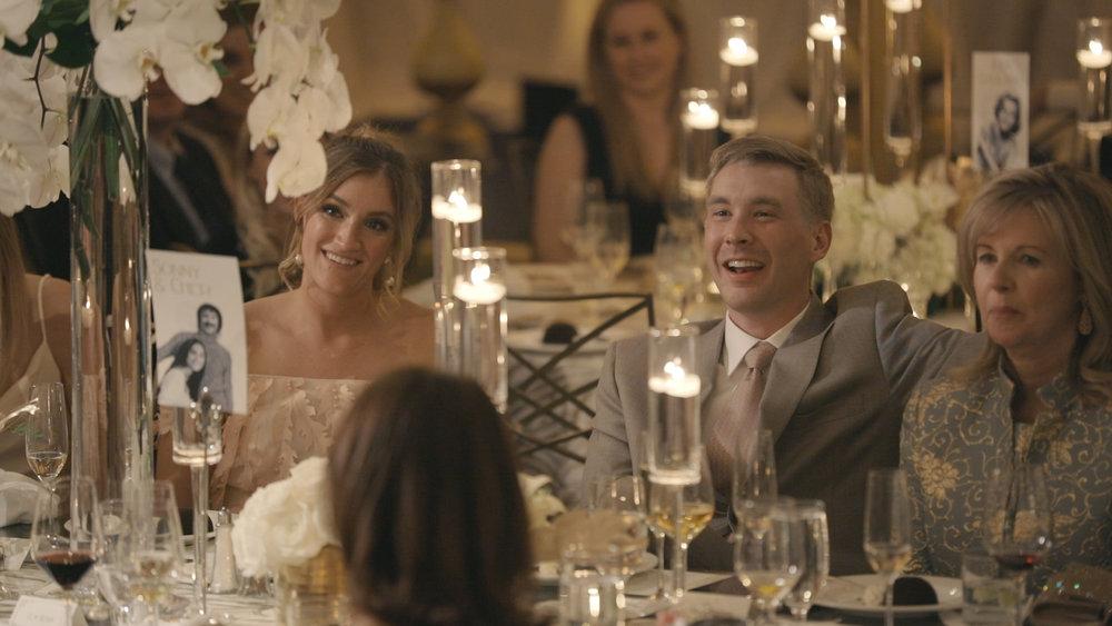 Roosevelt Hotel Rehearsal Dinner_Bride Film