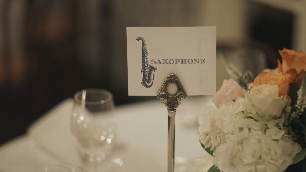 Arnaud's Rehearsal Dinner - Bride Film
