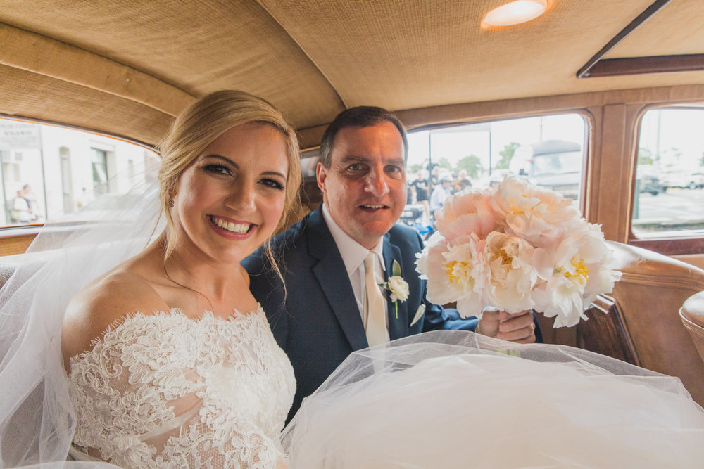 Rolls Royce Bridal Arrival - Bride Film