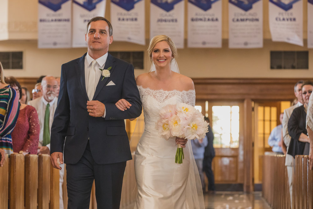 Jesuit New Orleans Wedding - Bride Film