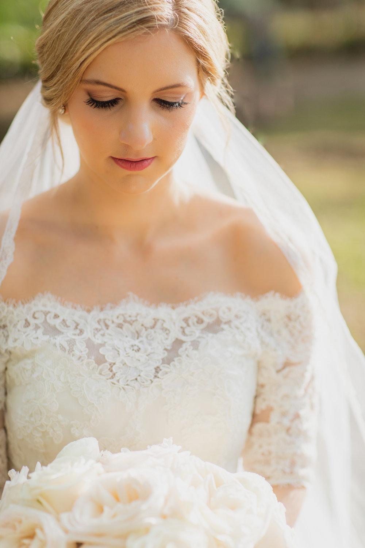 City Park New Orleans Bridal Portrait - Bride Film