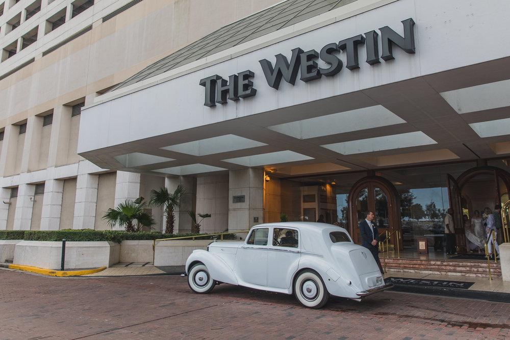 Westin New Orleans Wedding - Bride Film