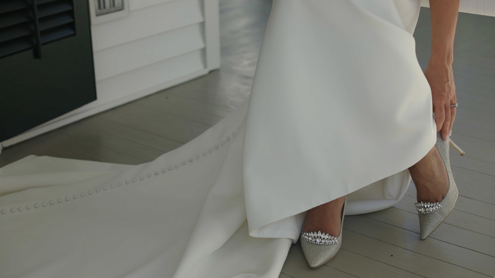 Covington Wedding Video - Bride Film - Jimmy Choo