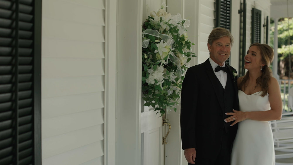 Covington Wedding Video - Bride Film - Father of the Bride