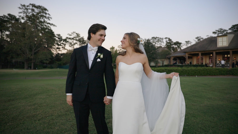 Covington Country Club Wedding Video - Bride Film