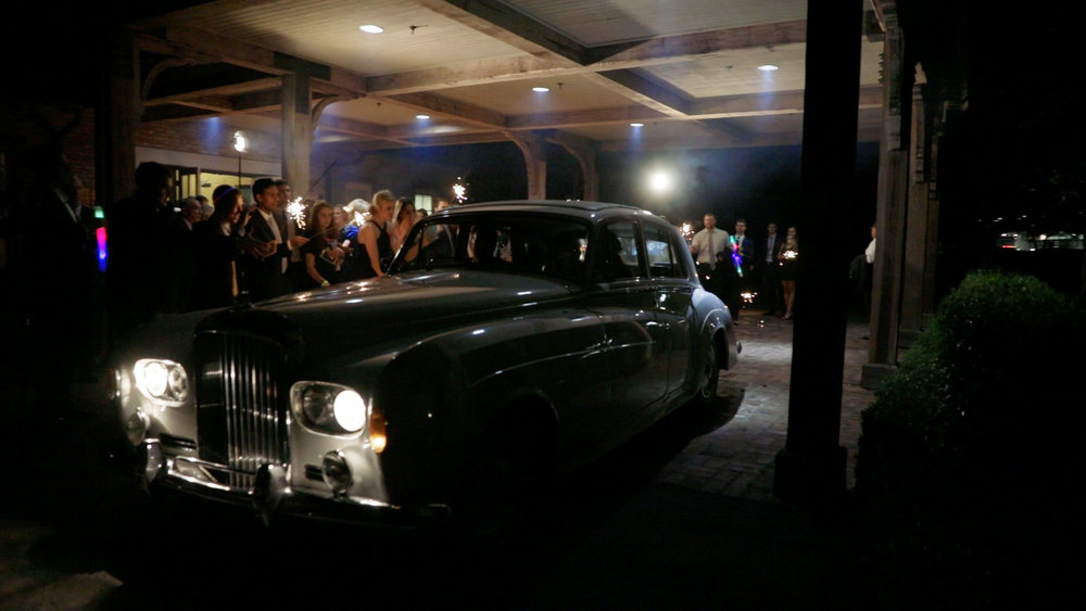 Covington Country Club Wedding Video - Bride Film - Rolls Royce