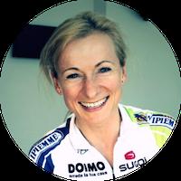 Olympic cyclist Kaytee Boyd