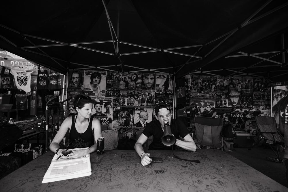 Alternative Press Squad (Karla & Nick)