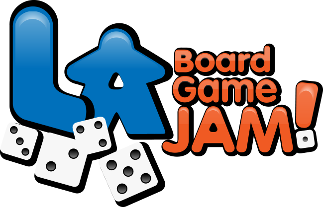 LA Board Game Jam: Unpub Mini 2017