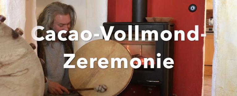 Deine Video-Einladung zur Cacao-Vollmond-Zeremonie