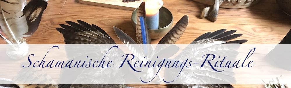 Schamanische Reinigungs-Rituale