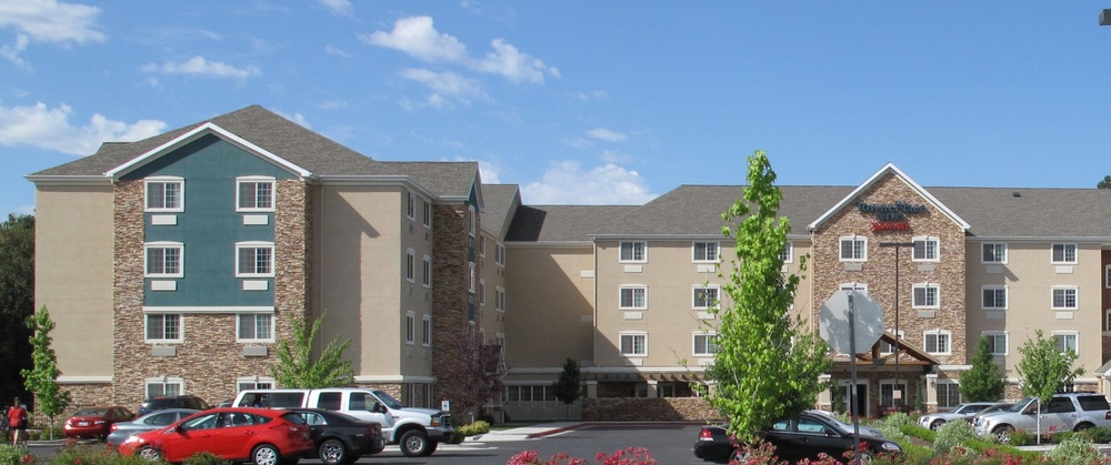 Marriott Towne Place Suites 1455 S. Capitol Blvd.
