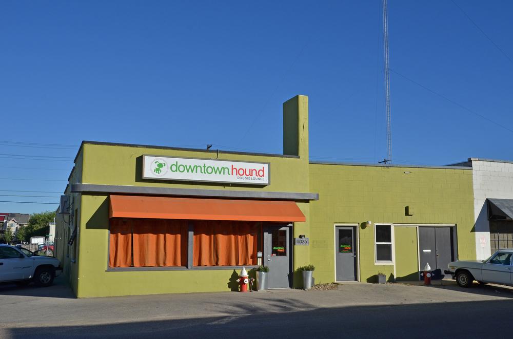 Downtown Hound 1035 S. Lusk St.