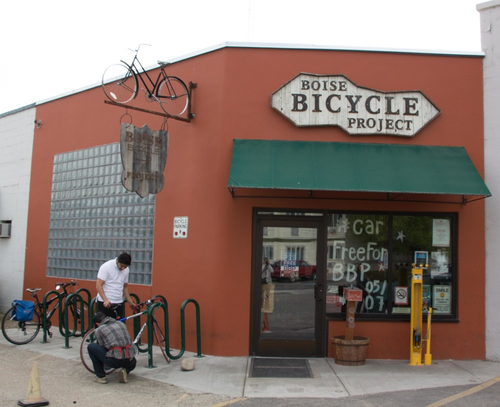 Boise Bicycle Project 1027 S. Lusk St.