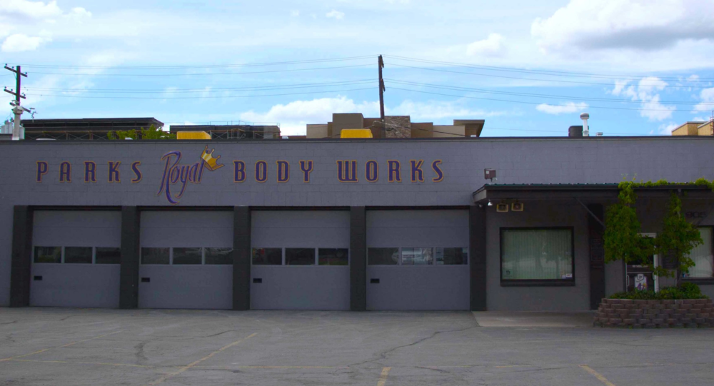 Parks Royal Body Works 905 Royal Blvd.