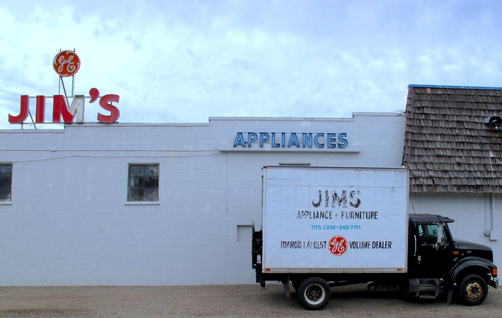 Jim's Appliance - Easy's Repair Service 1115 Lusk St.