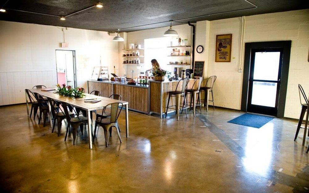 Dawson Taylor Coffee Roasters - 1035 S Lusk St