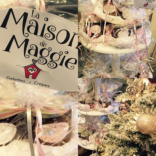 The perfect Christmas gift : a set of homemade jams from La Maison de Maggie  #YelpTop100