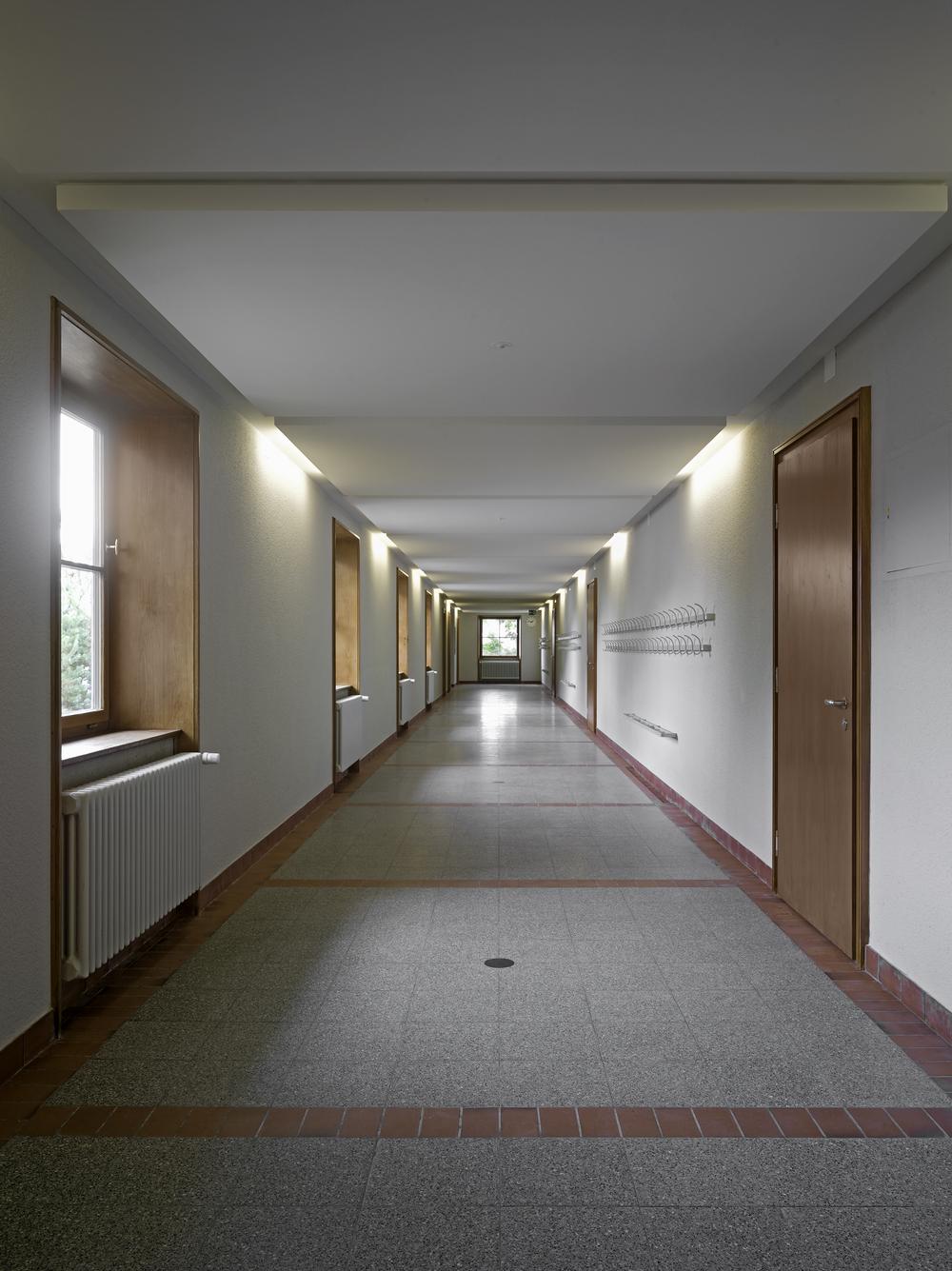 Umbau Schulhaus Falletsche (für Rolf Mühlethaler Architekt Bern)