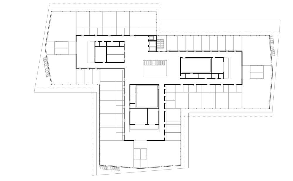Neubau Integra Hauptgebäude Wohlen