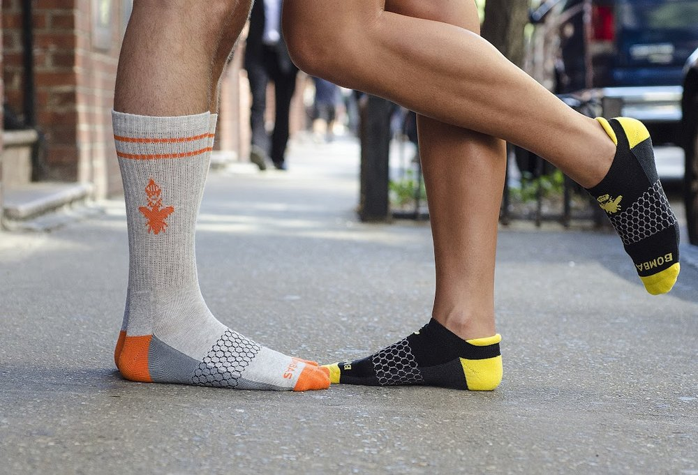 Bombas Socks - Men's Original CalfWomen's Original Ankle