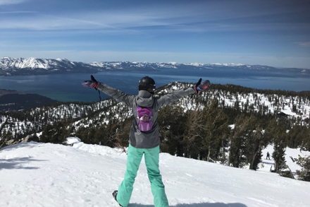 Enjoying South Lake Tahoe Heavenly Mountain Resort