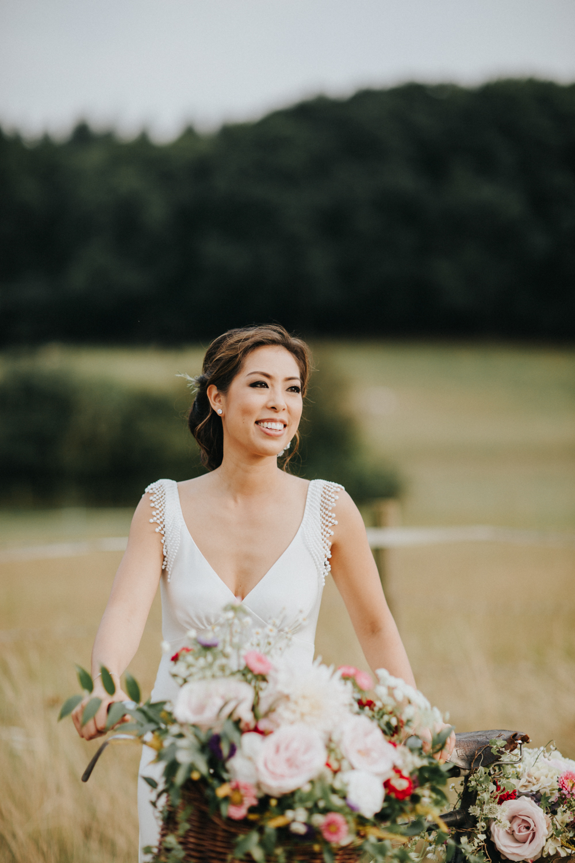 Beautiful bride Vivien wears a wedding dress by Halfpenny London13.jpg