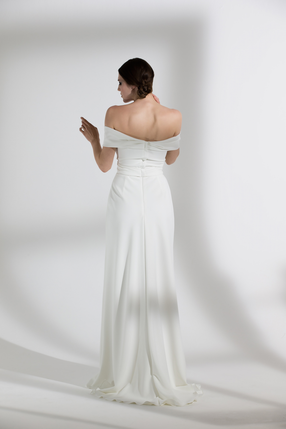 DAFFODIL DRESS | WEDDING DRESS BY HALFPENNY LONDON
