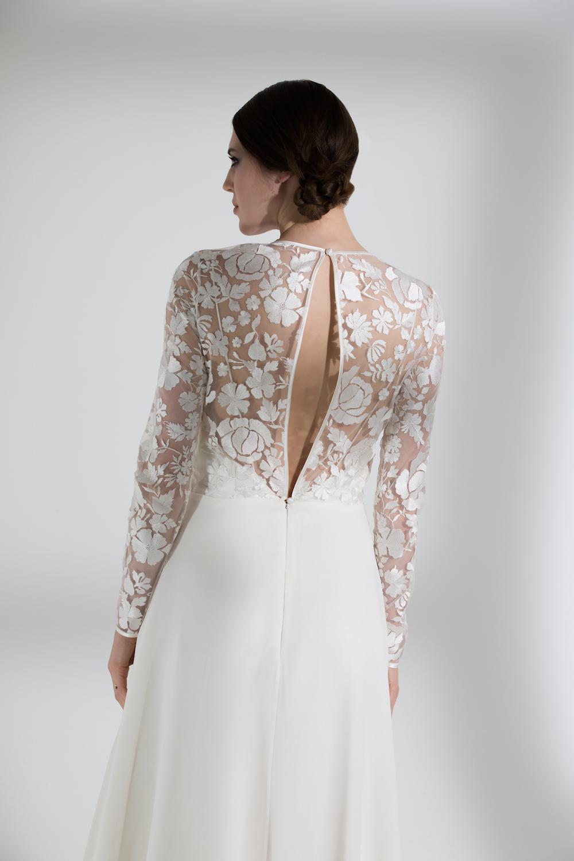 JASMIN DRESS | WEDDING DRESS BY HALFPENNY LONDON