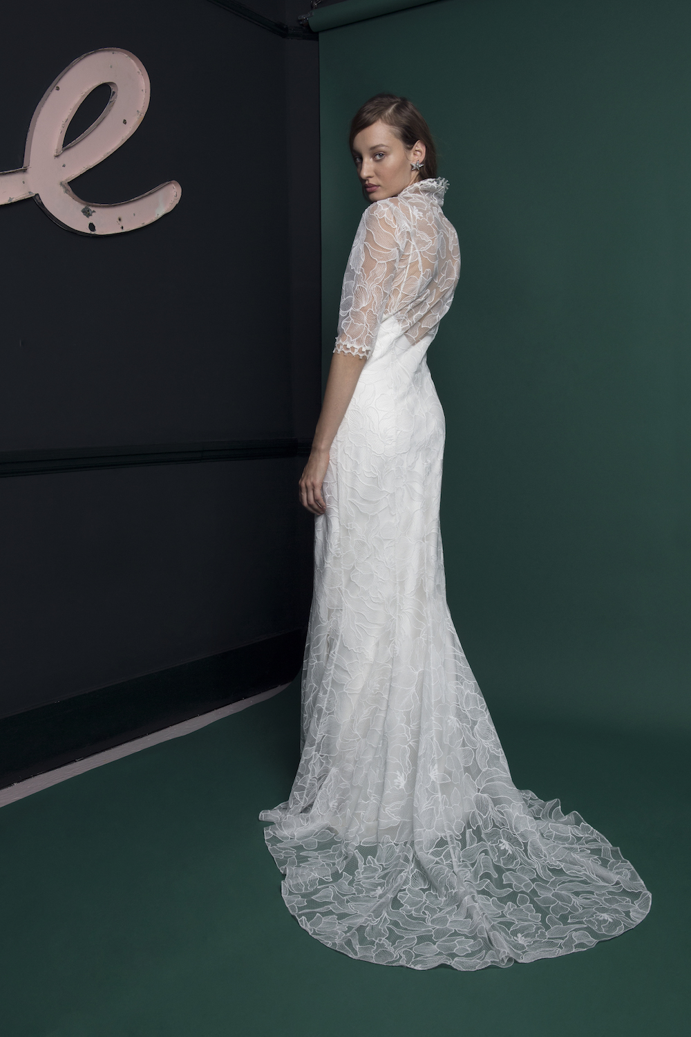 SHORE DRESS | WEDDING DRESS BY HALFPENNY LONDON