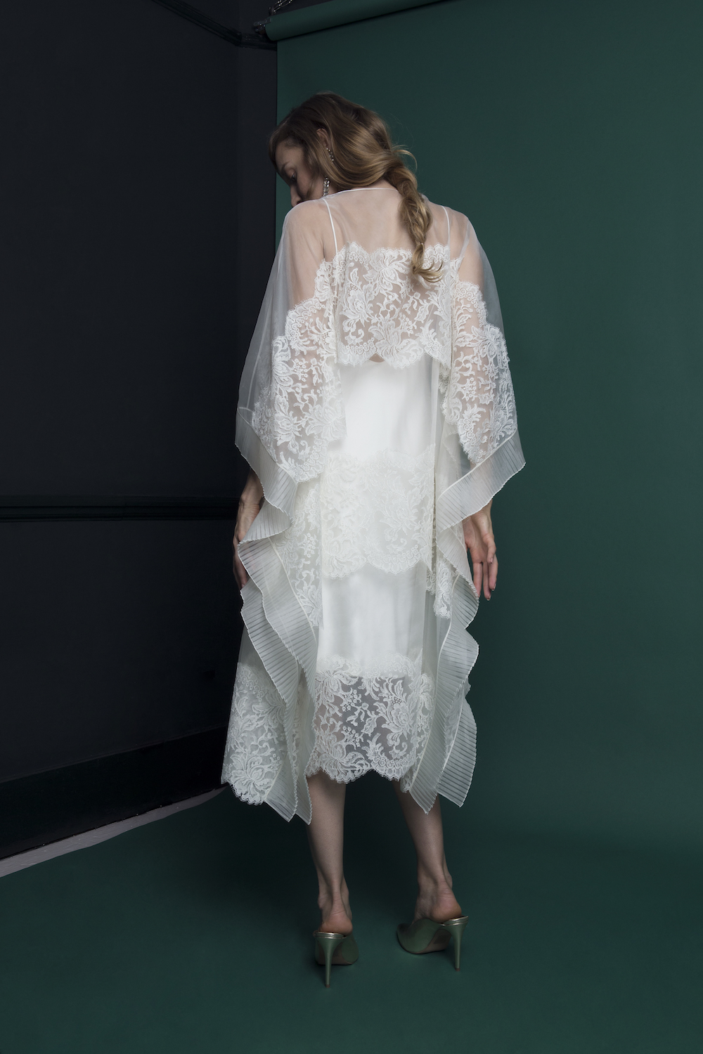CLIFF DRESS | WEDDING DRESS BY HALFPENNY LONDON