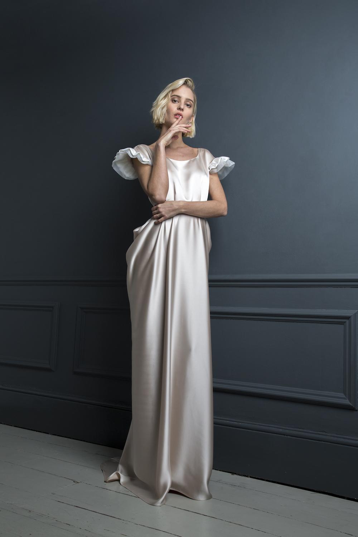 JAMES - LEE DRESS | WEDDING DRESS BY HALFPENNY LONDON