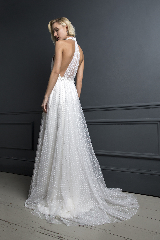 LUKAS DRESS | WEDDING DRESS BY HALFPENNY LONDON