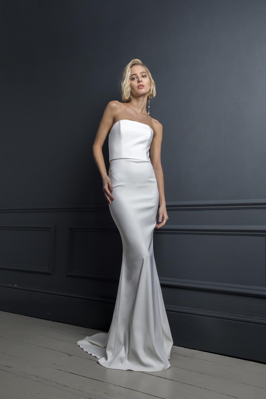 OLIVER DRESS | WEDDING DRESS BY HALFPENNY LONDON
