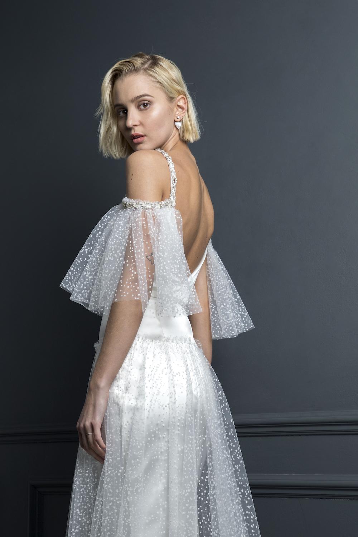 OSCAR DRESS | WEDDING DRESS BY HALFPENNY LONDON