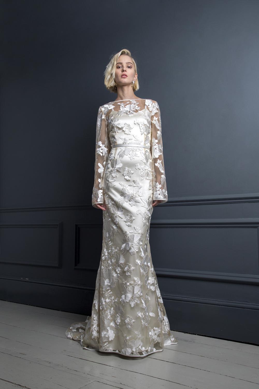SYEVIE DRESS | WEDDING DRESS BY HALFPENNY LONDON