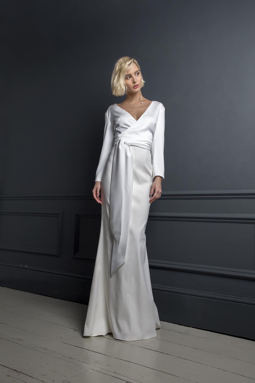 TOBI TOP & SKIRT | WEDDING DRESS BY HALFPENNY LONDON