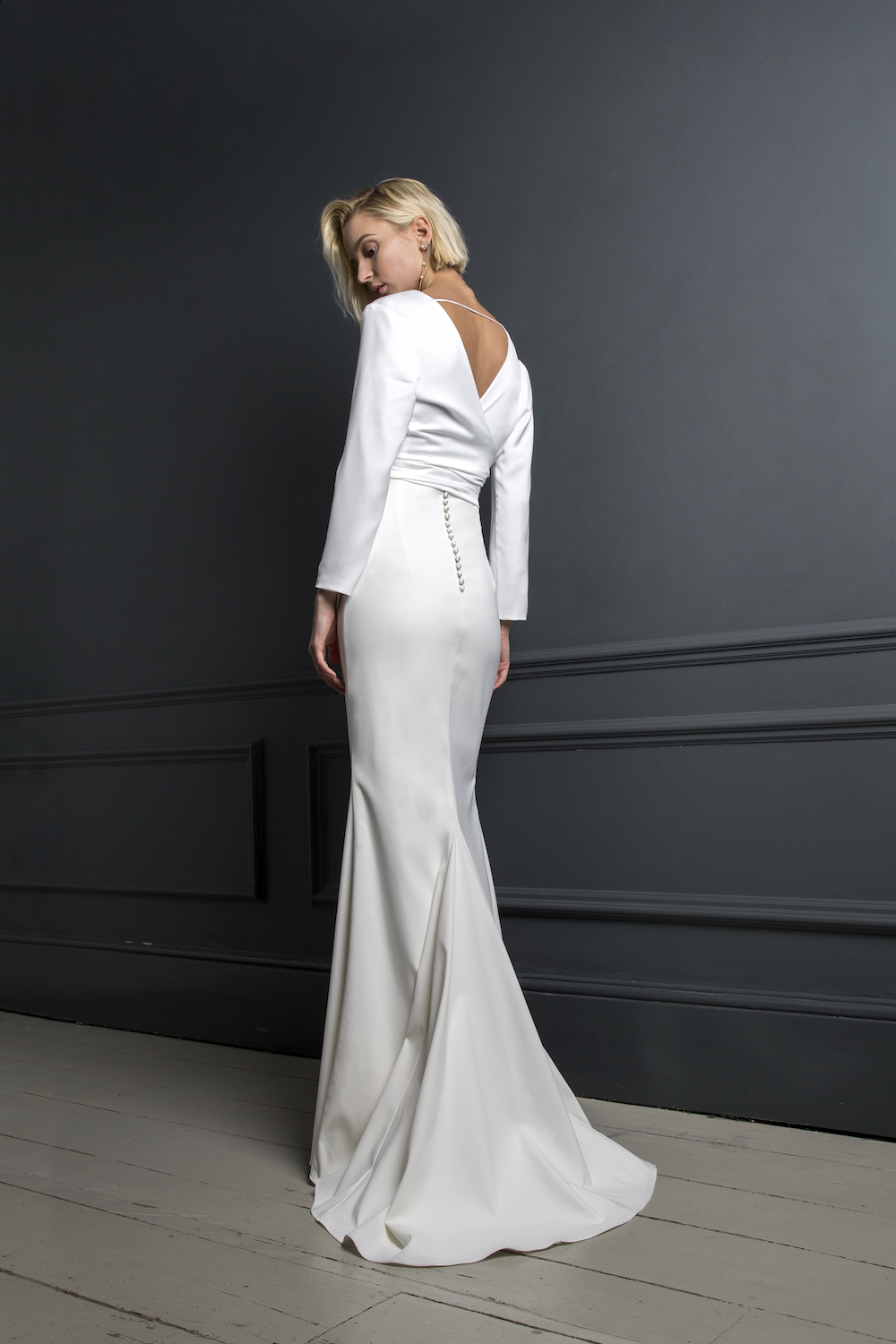 TOBY TOP & TONI SKIRT | WEDDING DRESS BY HALFPENNY LONDON