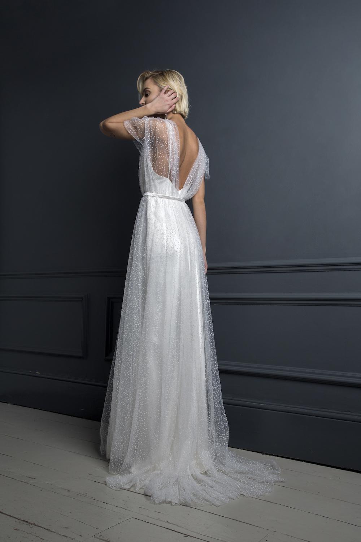 ZIGGY DRESS | WEDDING DRESS BY HALFPENNY LONDON